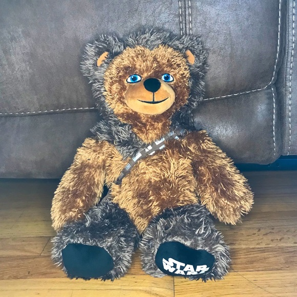 Chewbacca Build-a-Bear